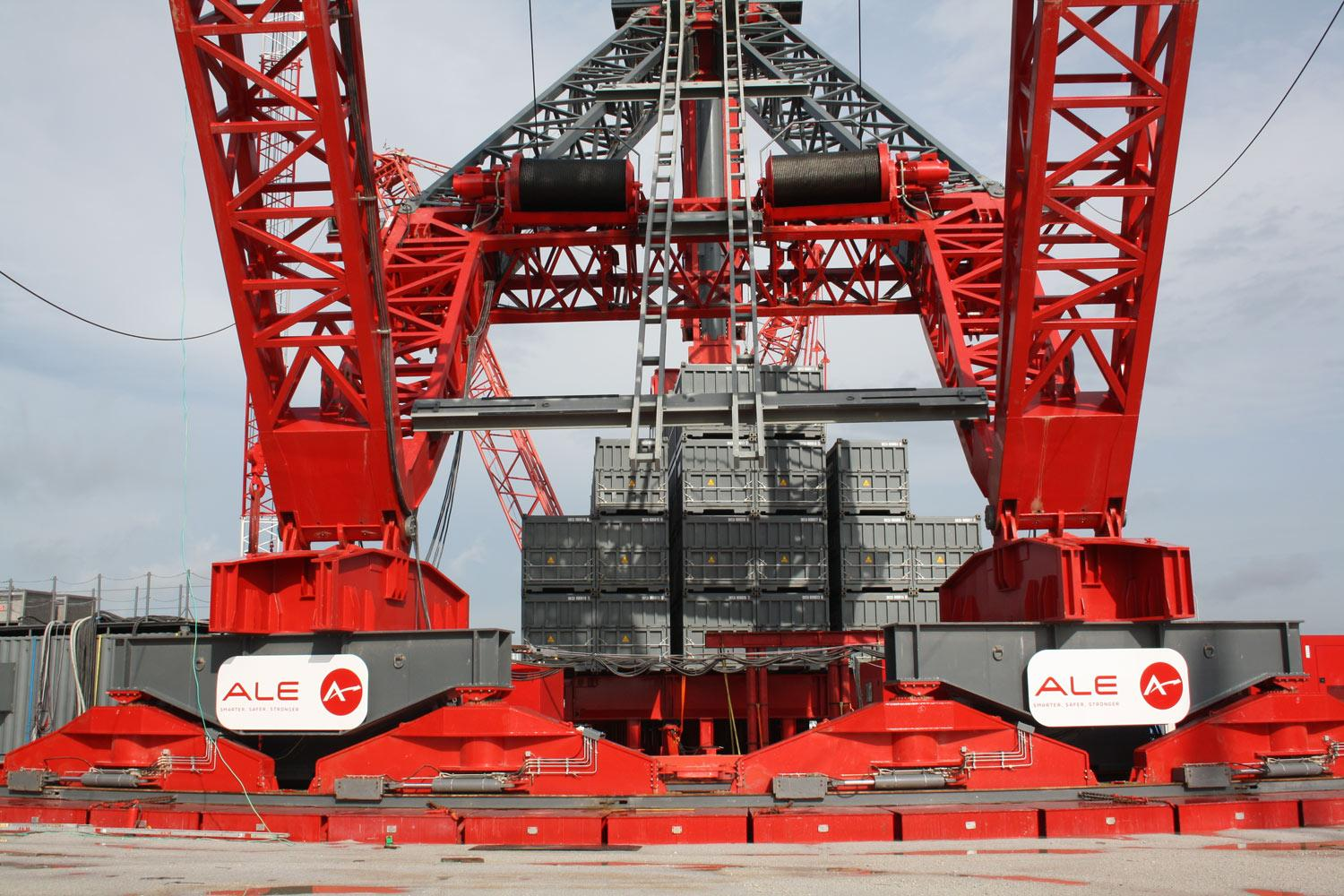 Projects Offshore And Dredging Asisto Vlissingen